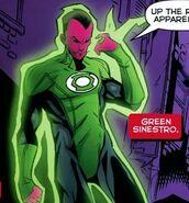 Green Sinestro Earth-8 001