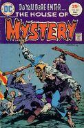 House of Mystery v.1 231