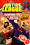 Justice League Unlimited Champions of Justice