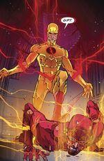 Reverse-Flash bests Flash