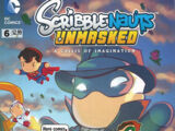 Scribblenauts Unmasked: A Crisis of Imagination Vol 1 6