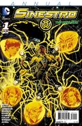 Sinestro Annual Vol 1 1