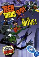 Teen Titans Go! On The Move
