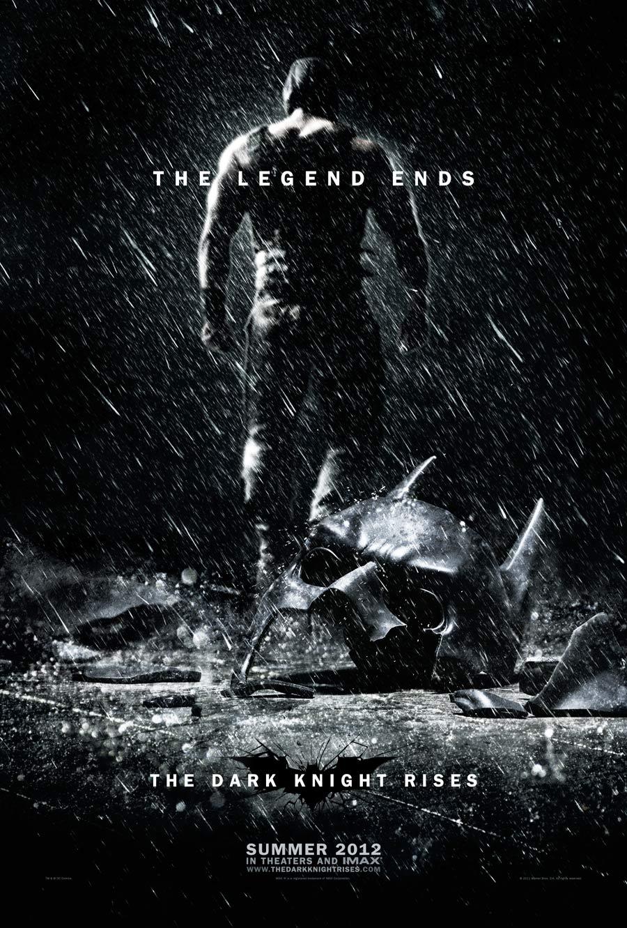 The Dark Knight Rises Nightwing Badge