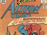 Action Comics Vol 1 467