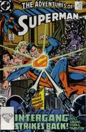 Adventures of Superman Vol 1 457