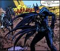 Batman Blue Grey Bat 008