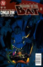 Batman Shadow of the Bat Vol 1 47