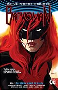 Batwoman The Many Arms of Death