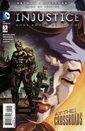 Injustice Gods Among Us Year Five Vol 1 5