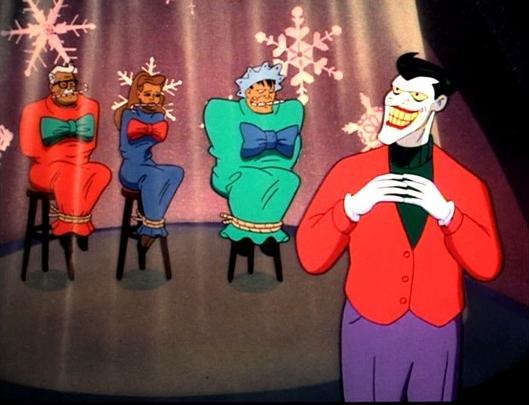 Batman Joker Christmas