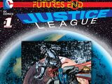 Justice League: Futures End Vol 1 1