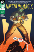 Martian Manhunter Vol 5 2