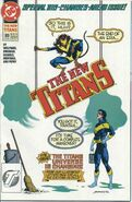 New Teen Titans Vol 2 89