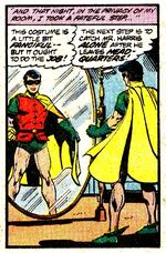 Bruce, the first Robin