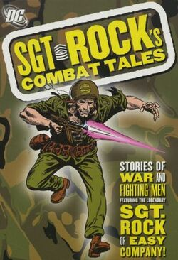 Cover for the Sgt. Rock's Combat Tales Trade Paperback