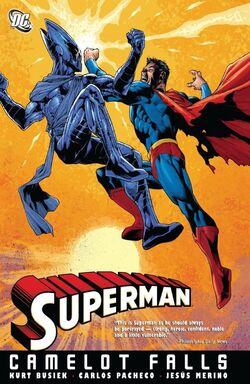 Cover for the Superman: Camelot Falls Vol. 1 Trade Paperback