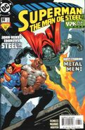 Superman Man of Steel Vol 1 98