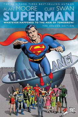 Cover for the Superman: Whatever Happened to the Man of Tomorrow? Deluxe Edition Trade Paperback