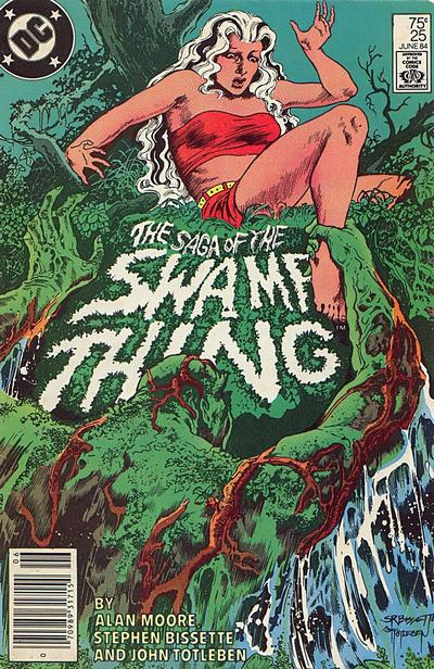 Swamp Thing Vol 2 25 Dc Database Fandom Powered By Wikia