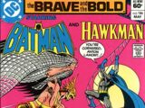 The Brave and the Bold Vol 1 186