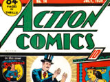 Action Comics Vol 1 14