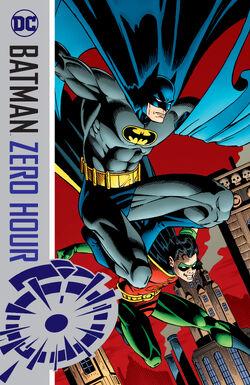 Cover for the Batman: Zero Hour Trade Paperback