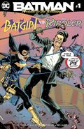 Batman Prelude to the Wedding Batgirl vs. The Riddler Vol 1 1