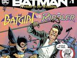 Batman: Prelude to the Wedding: Batgirl vs. The Riddler Vol 1 1