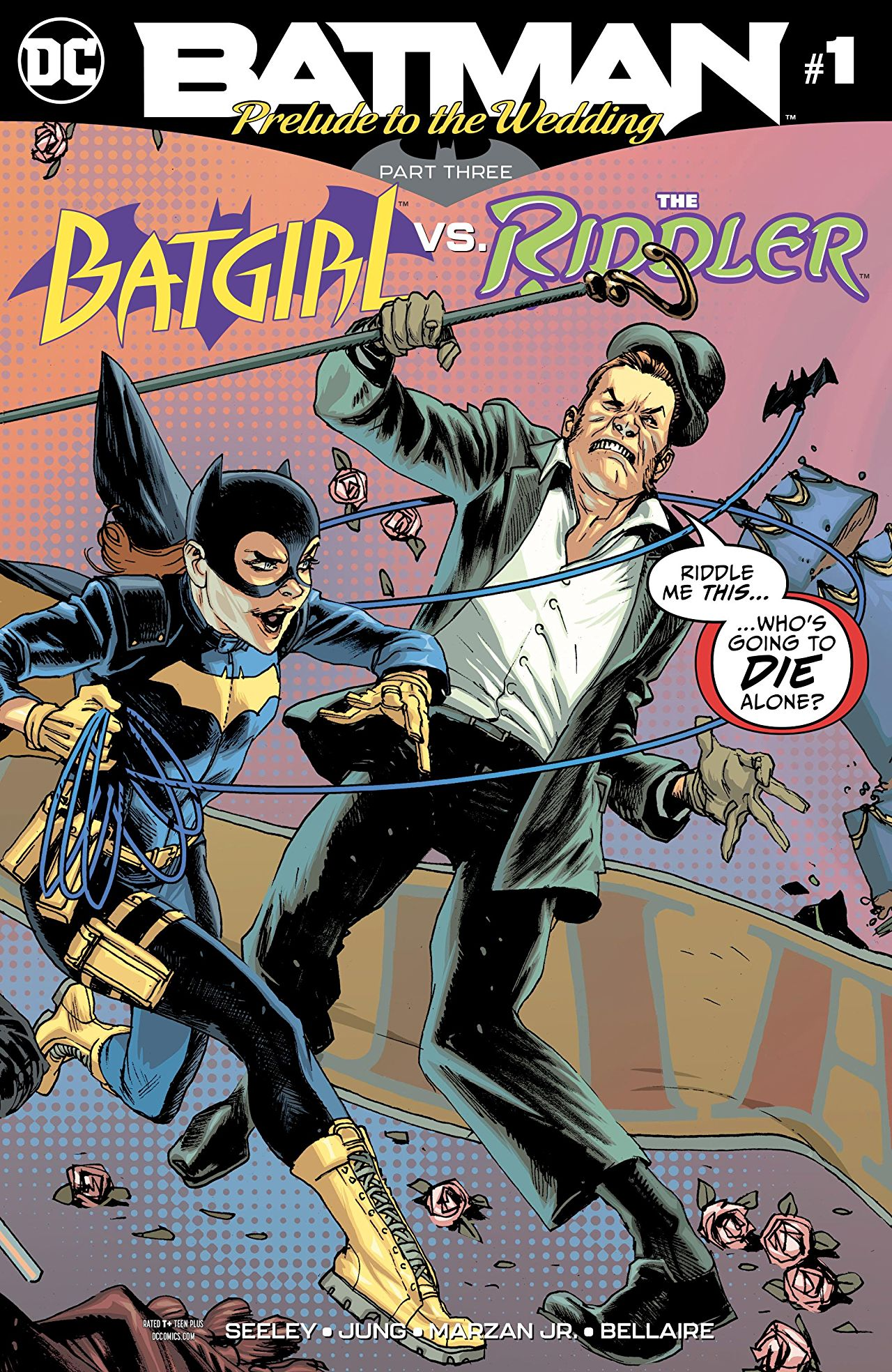 Batman: Prelude to the Wedding: Batgirl vs  The Riddler Vol