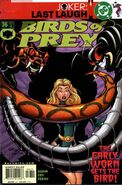 Birds of Prey Vol 1 36