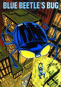 Blue Beetle's Bug 001