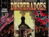 Desperadoes Vol 1