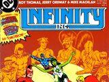 Infinity Inc. Vol 1