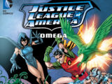 Justice League of America: Omega (Collected)