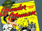 Millennium Edition: Wonder Woman Vol 1 1
