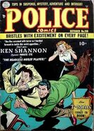 Police Comics Vol 1 108