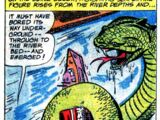Serpent in the Subway (Earth-One)