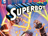 Superboy: Lost (Collected)