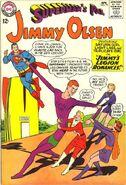 Supermans Pal Jimmy Olsen Vol 1 76