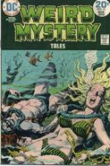 Weird Mystery Tales Vol 1 10