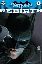 Batman Rebirth Vol 1 1