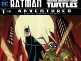 Batman/Teenage Mutant Ninja Turtles Adventures Vol 1 1