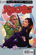 Codename Knockout Vol 1 14 Campbell Variant