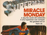 Miracle Monday (Novel)