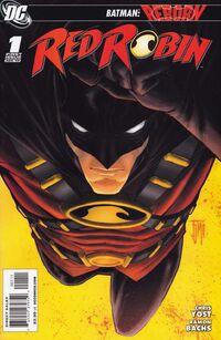 Red Robin Vol 1 1A