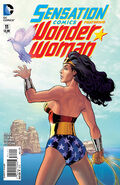 Sensation Comics Featuring Wonder Woman Vol 1 11