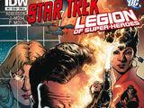 Star Trek/Legion of Super-Heroes Vol 1 2