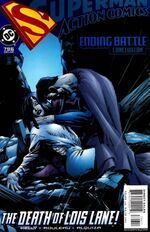 The Death of Lois Lane (or is it?)