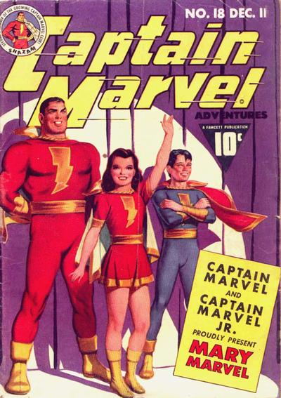 captain marvel 18